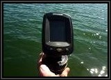 This a really nice unit that comes with sidescan capability as wll as down scan. The Humminbird 140C